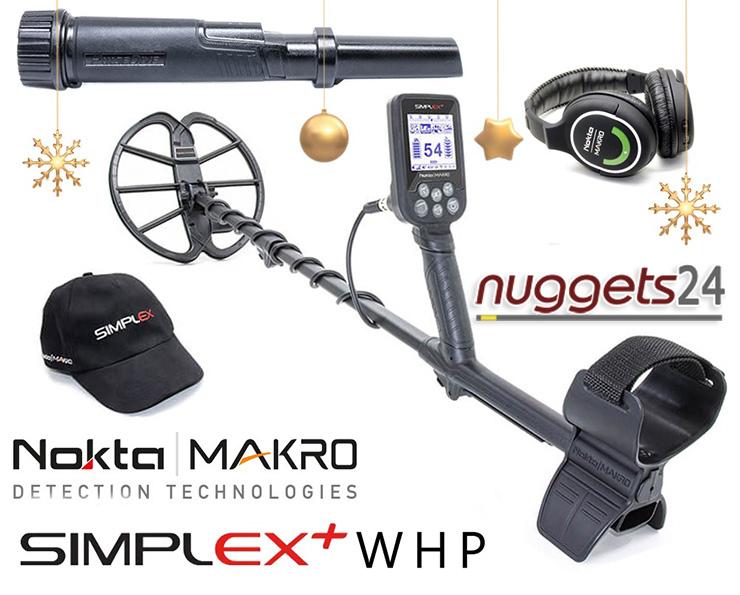 Nokta SIMPLEX Pro Package inklusive Funkkopfhörer bei nuggets24.de