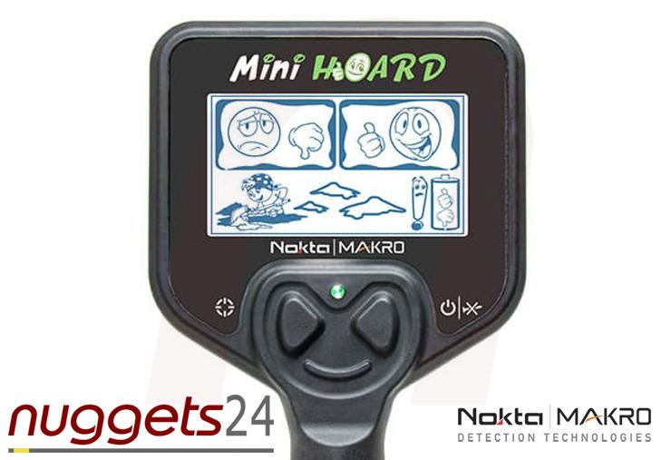 Nokta Kinder Schatzsucher Detektor im Set Sonderangebot Metalldetektor bei nuggets24