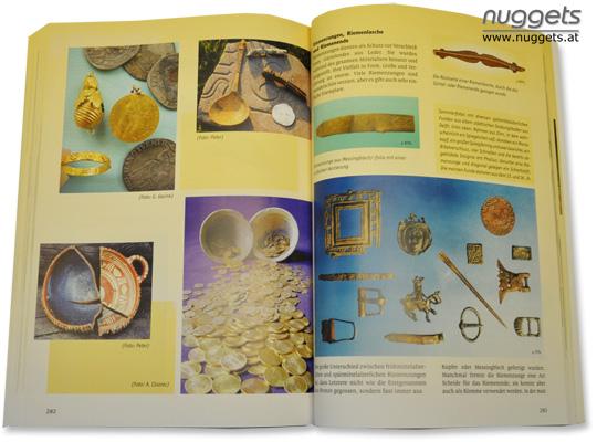 Handbuch für Sondengänger bei www.nuggets24.de OnlineShop Metal Detector Metalldetektor Book Books