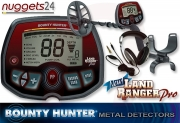 Bounty Hunter Land Ranger PRO Metalldetektor Premium SET