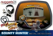 Bounty Hunter Lone STAR PRO Metalldetektor bei nuggets24