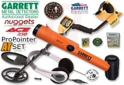 GARRETT ACE 250 Pro-Pointer AT wasserdichter PinPointer...