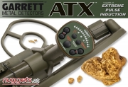 GARRETT ATX PI DeepSeeker Package Pulsinduction GOLD Metal Detector...