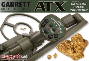GARRETT ATX PI Pulsinduction GOLD Metal Detector