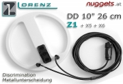 Lorenz 26 cm 10