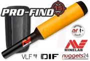Minelab PRO-FIND 15 ProFind PinPointer Pin Pointer...