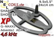 NEL SharpShooter XP G-Maxx GMaxx ADX Adventis Coil...
