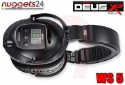 XP DEUS 22 RC WS5 Premium SET Metalldetektor