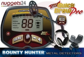 Bounty Hunter Quick Draw QuickDraw PRO Metalldetektor