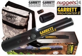 GARRETT ProPointer 2 Pro-Pointer II Pin Pointer Premium Edition...