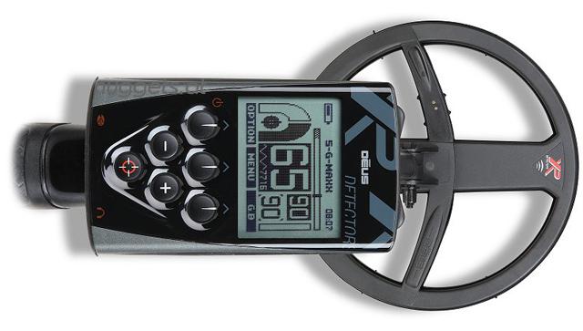 XP DEUS Profi Metalldetektor Metal Detector Online Shop www.nuggets24.de