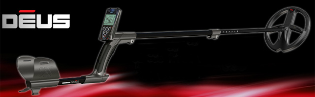 XP DEUS PROFI Metalldetektor Detektor Metallsuchgerät www.nuggets.at