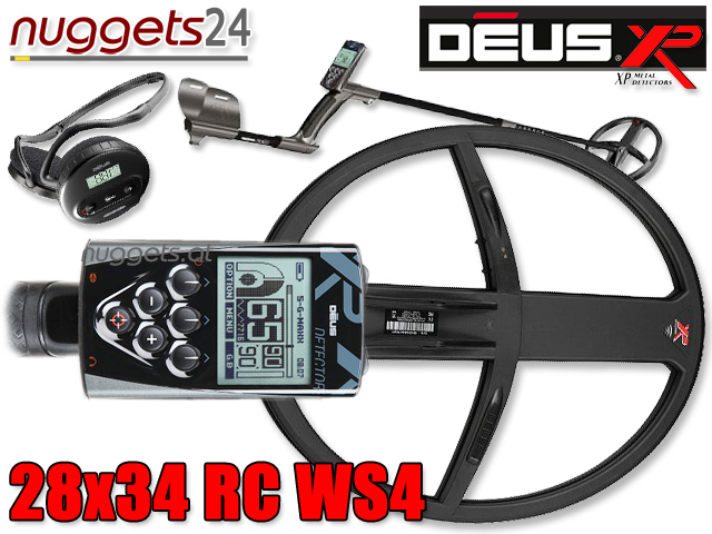 XP Metalldetektoren kauft man bei www.nuggets24.de mit Beratung Service 5 Jahre Garantie
