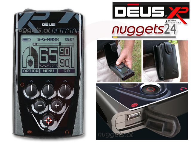 XP Deus Metalldetektor OnlineShop www.nuggets24.de