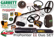 GARRETT EURO ACE 350 Pro-Pointer II oder ProPointer AT...