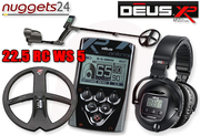 XP DEUS X35 22 RC WS5 Premium SET Metalldetektor