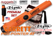 GARRETT Z-LYNK Funk Pro-Pointer AT nuggets24 Premium...