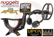 GARRETT APEX nuggets24 Premium Edition Metalldetektor