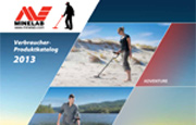 Minelab Katalog Catalog DEUTSCH German Download